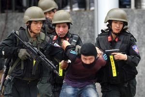 Hàng nghìn phương án của cảnh sát cơ động bảo vệ APEC