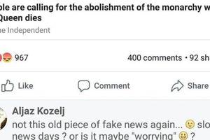 Người dùng phẫn nộ vì thử nghiệm tin giả của Facebook