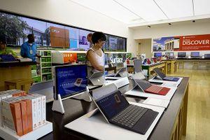 Ứng dụng Microsoft Store bắt đầu cung cấp Surface và phụ kiện