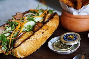 Bánh mì 'siêu đắt' giá hơn 2,2 triệu đồng/ổ ở TP.HCM