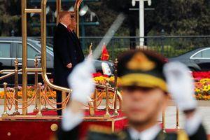 Trung Quốc đón ông Donald Trump hơn cả thượng khách