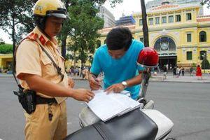 TPHCM: Camera sẽ thay CSGT phát hiện người vi phạm giao thông