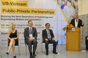 Diễn đàn đối tác công tư Việt Nam – Hoa Kỳ