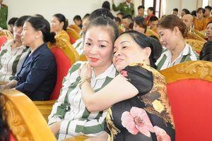 Gần 100 phạm nhân được gặp người thân trong ngày Hội nghị gia đình phạm nhân