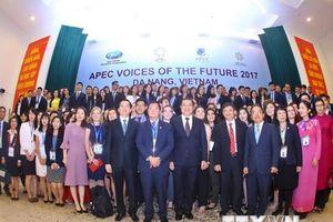 Thanh niên đóng góp cho sự phát triển bền vững, bao trùm của APEC