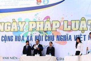 Ngày Pháp luật Việt Nam giúp cho mọi công dân có ý thức tuân thủ pháp luật tốt hơn