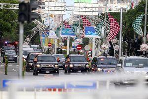 Nhật ký APEC 11/11: Ông Trump không đi 'The Beast' khi rời Đà Nẵng