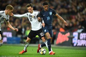 ĐT Anh 0-0 ĐT Đức: Tam sư thử nghiệm thành công