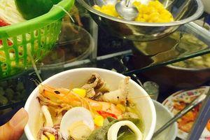 Góc ẩm thực: Những món ăn gây sốt