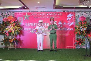 Gặp mặt kỷ niệm 25 năm ngày thành lập Trạm Cảnh sát bến xe phía Nam