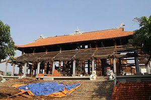 Phong thủy: Xác định nền đất cao hơn khi xây chùa
