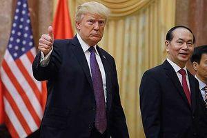 Tin Biển Đông: Ông Trump muốn làm người hòa giải, Trung Quốc 'gạt phăng'
