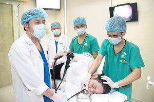 Bệnh viện Thu Cúc nổi tiếng với nội soi dạ dày, đại tràng không đau, khó chịu