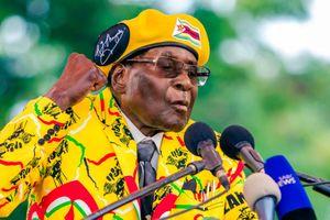 Con đường khăng khăng giữ 'ngai vàng' của tổng thống Zimbabwe