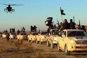 Tiêm kích Mỹ chặn máy bay Nga, giúp IS chạy khỏi al-Bukamal