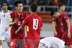 Đội tuyển Việt Nam giành vé dự vòng chung kết Asian Cup 2019