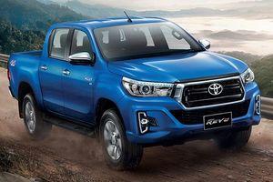 Mẫu bán tải Toyota Hilux Revo 2018 bán chính thức tại Thái Lan chỉ 466 triệu đồng