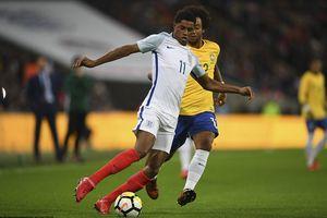 Video kết quả Anh vs Brazil: 'Tam sư' tiếp tục hòa nhạt nhẽo