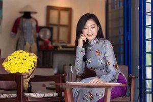 Rộ mốt mặc áo dài sang chảnh giống 'Cô ba Sài Gòn'