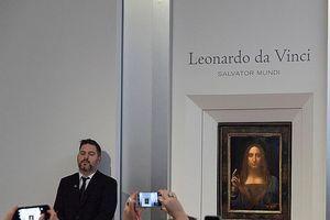 Vì sao kiệt tác 'Đấng cứu thế' của Da Vinci được bán với giá hơn 10.000 tỉ đồng?