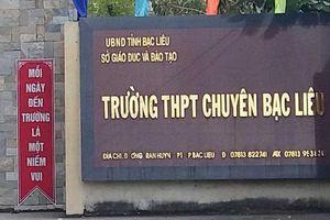 Nhiều hiệu trưởng ở Bạc Liêu bị kiểm điểm vì lạm thu