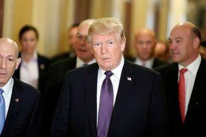 Hạ viện Mỹ thông qua gói cải cách thuế của Tổng thống Donald Trump
