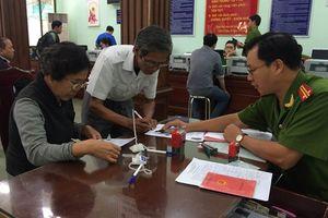TP HCM tránh phiền hà cho người dân khi cấp đổi căn cước công dân