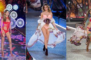 Những thiên thần vắng bóng trên sàn diễn Victoria's Secret tại Thượng Hải
