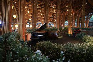 Cây đàn piano đặt riêng cho tiệc Đệ nhất Phu nhân APEC