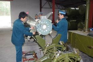 Quy trình bảo quản tên lửa của bộ đội Việt Nam