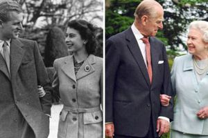 70 năm trôi qua, chuyện tình của Nữ hoàng Anh vẫn hạnh phúc và mặn nồng như những ngày đầu tiên