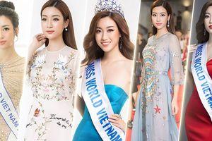 Đỗ Mỹ Linh: Hoa hậu của những dự án nhân ái