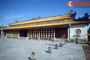 Cung điện 'độc' của các vua Nguyễn có gì đặc biệt?