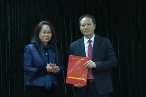 Đồng chí Nguyễn Văn Thắng được bổ nhiệm làm Tổng Biên tập Báo Bảo vệ Pháp luật
