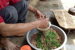 Hiếm lạ món 'cá gỏi' - đặc sản 'cực chất' của người Thái ở Tây Bắc