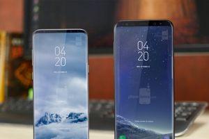 Samsung Galaxy S9 có tỷ lệ màn hình lớn nhất từ trước đến nay
