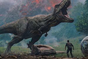 Thế giới khủng long bị phá hủy trong 'Jurassic World 2'