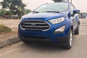 Ford EcoSport 2018 đã đến Việt Nam, sắp bán ra