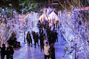 Đón giáng sinh ở đâu giữa Thủ đô Hà Nội?