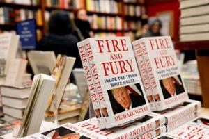 Quyển sách được dự báo 'đặt dấu kết thúc triều đại Trump'