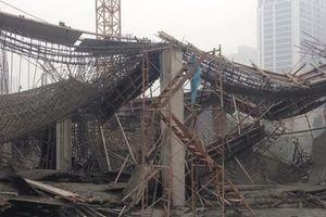 Nguyên nhân ban đầu vụ sập giàn giáo khiến 3 người tử vong ở Hà Nội