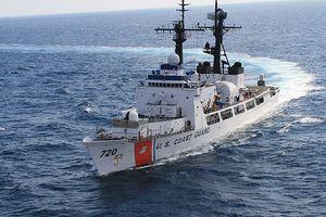 Mỹ sẽ chuyển giao tàu tuần tra Hamilton thứ hai cho Việt Nam?