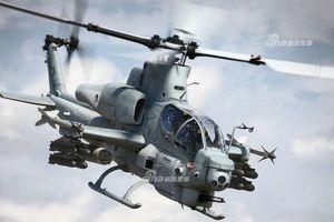 Ngán đồ Trung Quốc, Pakistan mua trực thăng tấn công của Mỹ