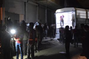 LHQ có kế hoạch chuyển hàng viện trợ nhân đạo tới Đông Ghouta vào tuần tới