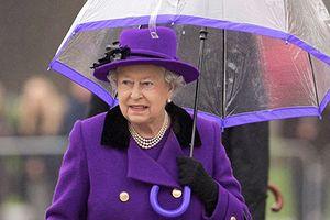 Bộ sưu tập ô đồng điệu trang phục của Nữ hoàng Anh