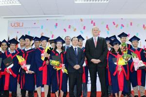 Đại học Việt - Đức: Hải đăng về giáo dục xuyên quốc gia