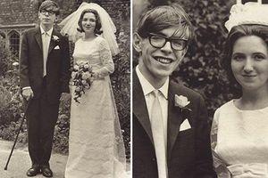 Chuyện tình khởi đầu đẹp như mơ rồi kết thúc vòng vèo của Stephen Hawking