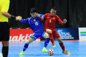 Truyền hình FPT phát sóng Giải vô địch Futsal Việt Nam - VFL 2018
