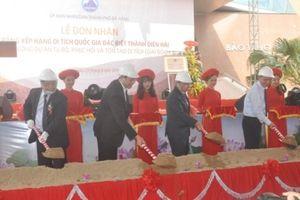 Đà Nẵng khởi công Dự án tôn tạo Di tích Quốc gia đặc biệt Thành Điện Hải