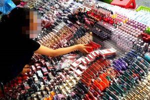 Trên thị trường mỹ phẩm hiện nay hơn 70% là hàng giả, hàng kém chất lượng